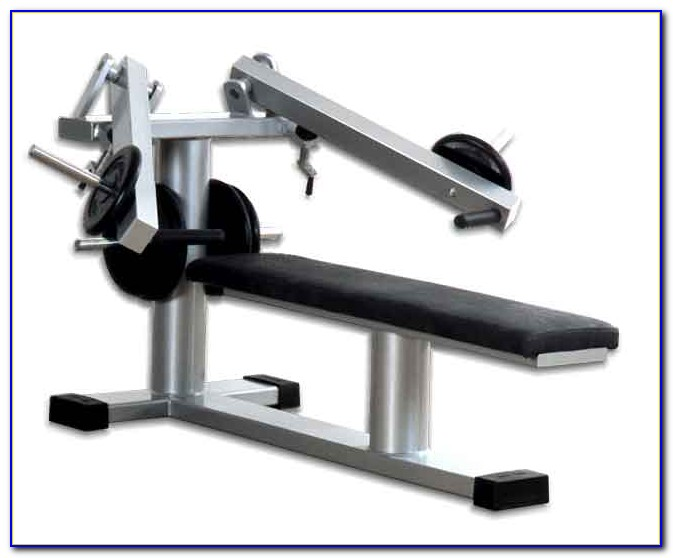 Magnum Plate Loaded Bench Press