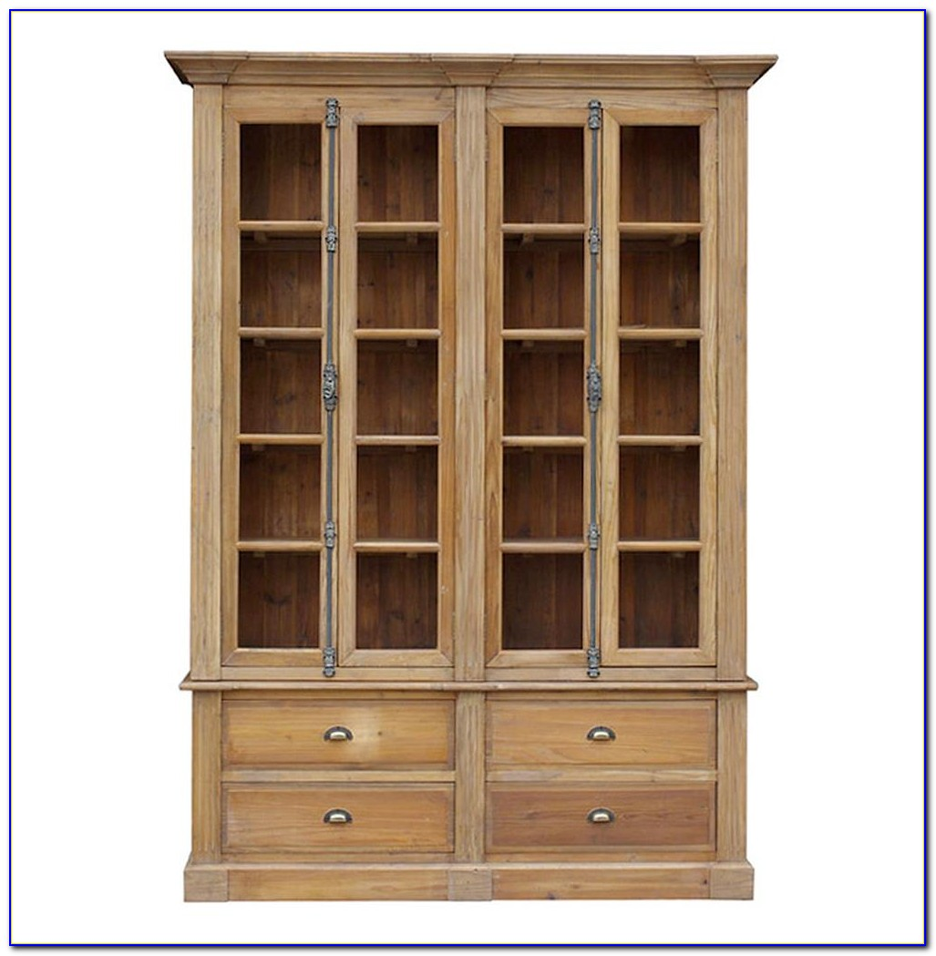 Marcus French Country Bookcase