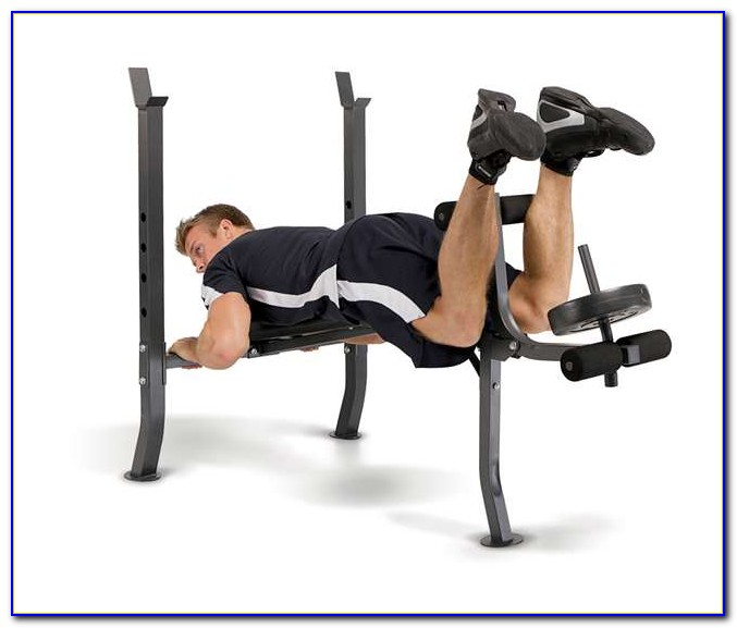 Marcy Olympic Weight Bench Attachments