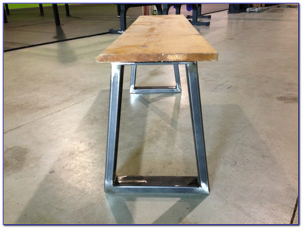 Metal Workbench Legs
