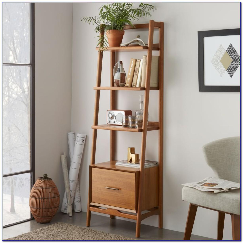 Mid Century Bookcase Diy