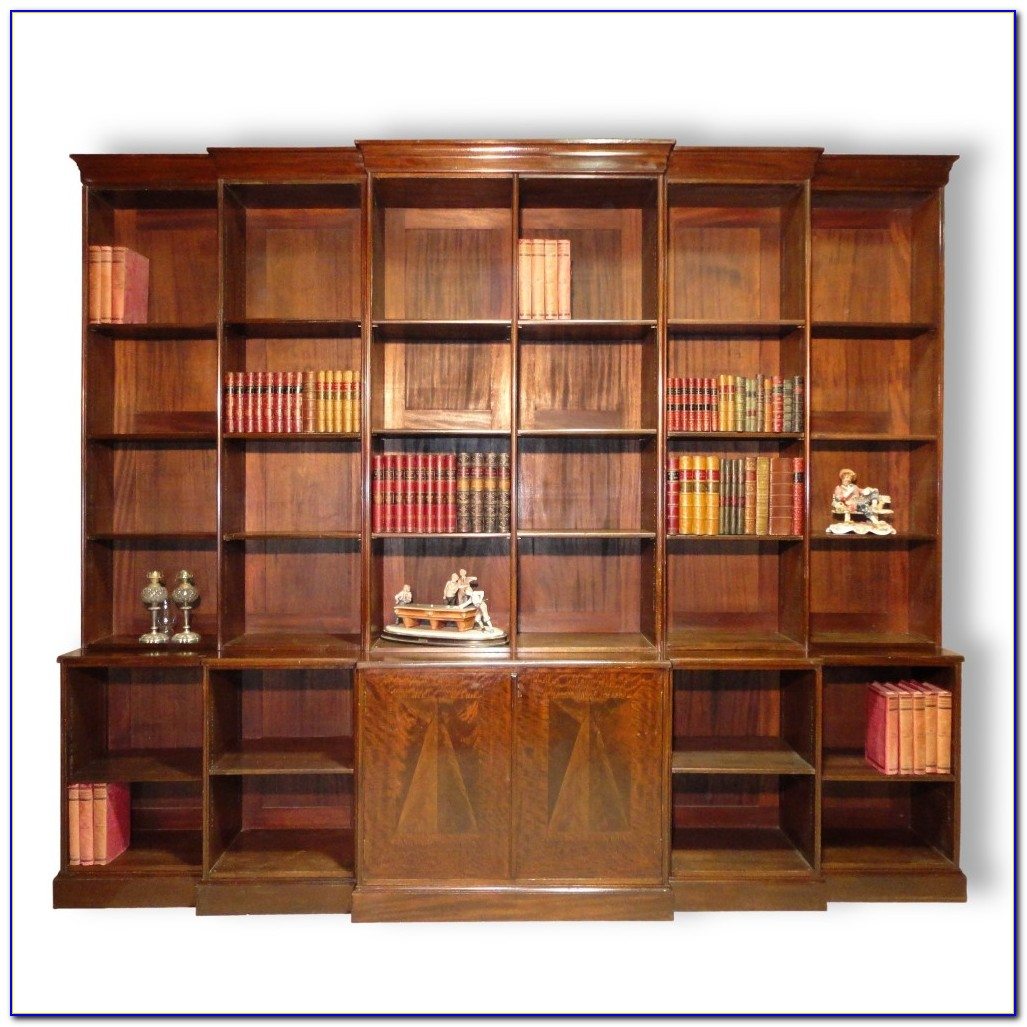 Midas Double Wide Bookcase