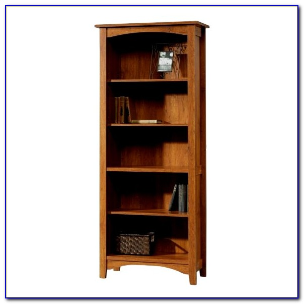 Mission Style Bookcase Target