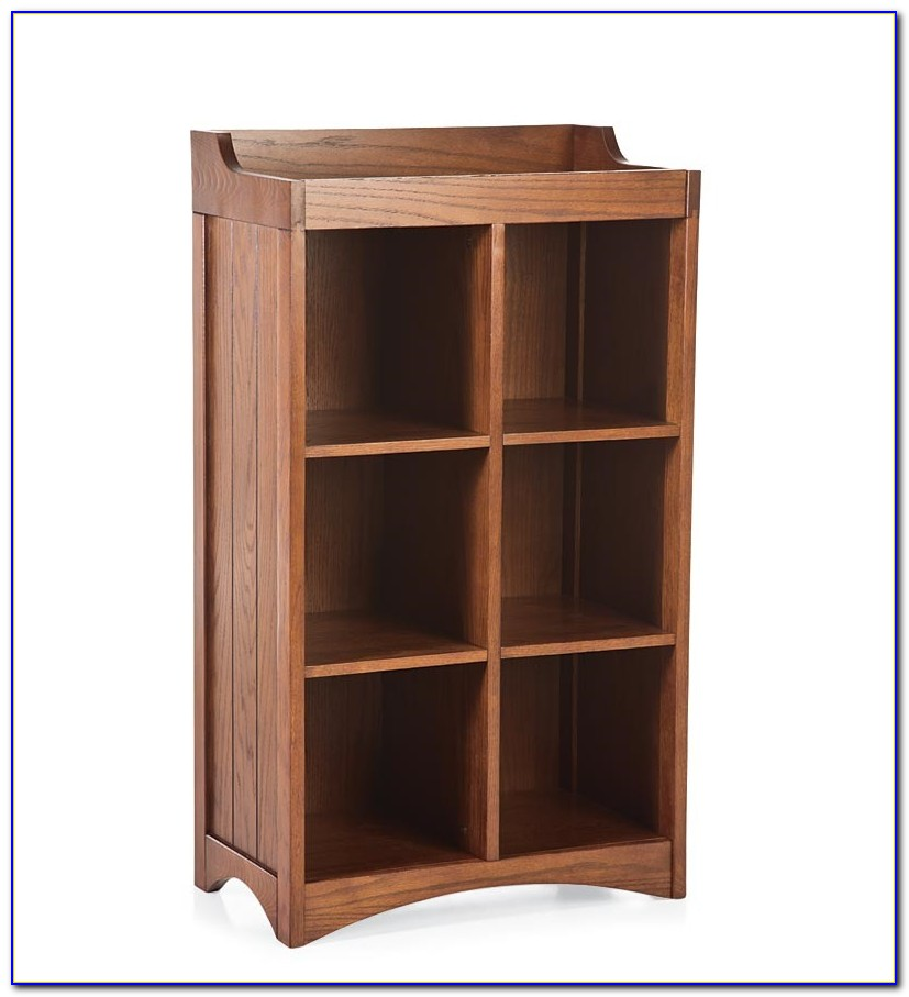 Mission Style Bookcases With Glass Doors