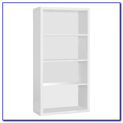 Monarch Specialties Ladder Bookcase With Drawers