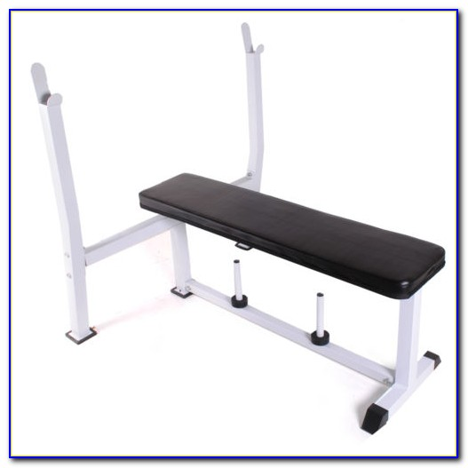 Olympic 7' Cambered Bench Press Bar
