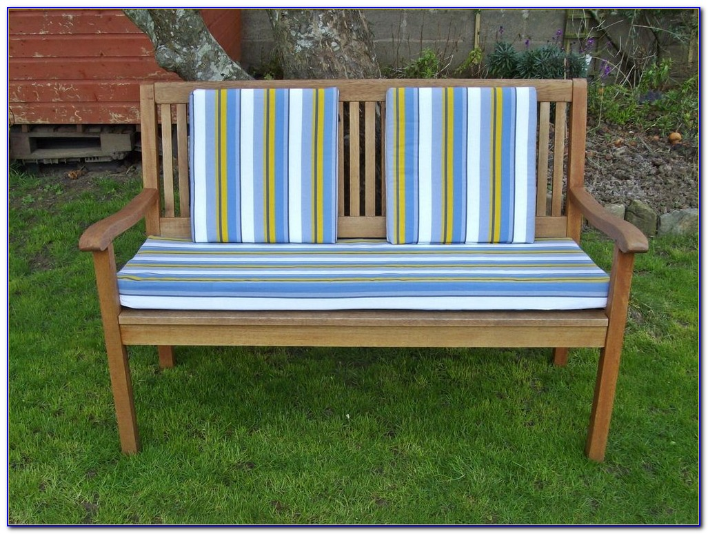 Outdoor Furniture Bench Cushions