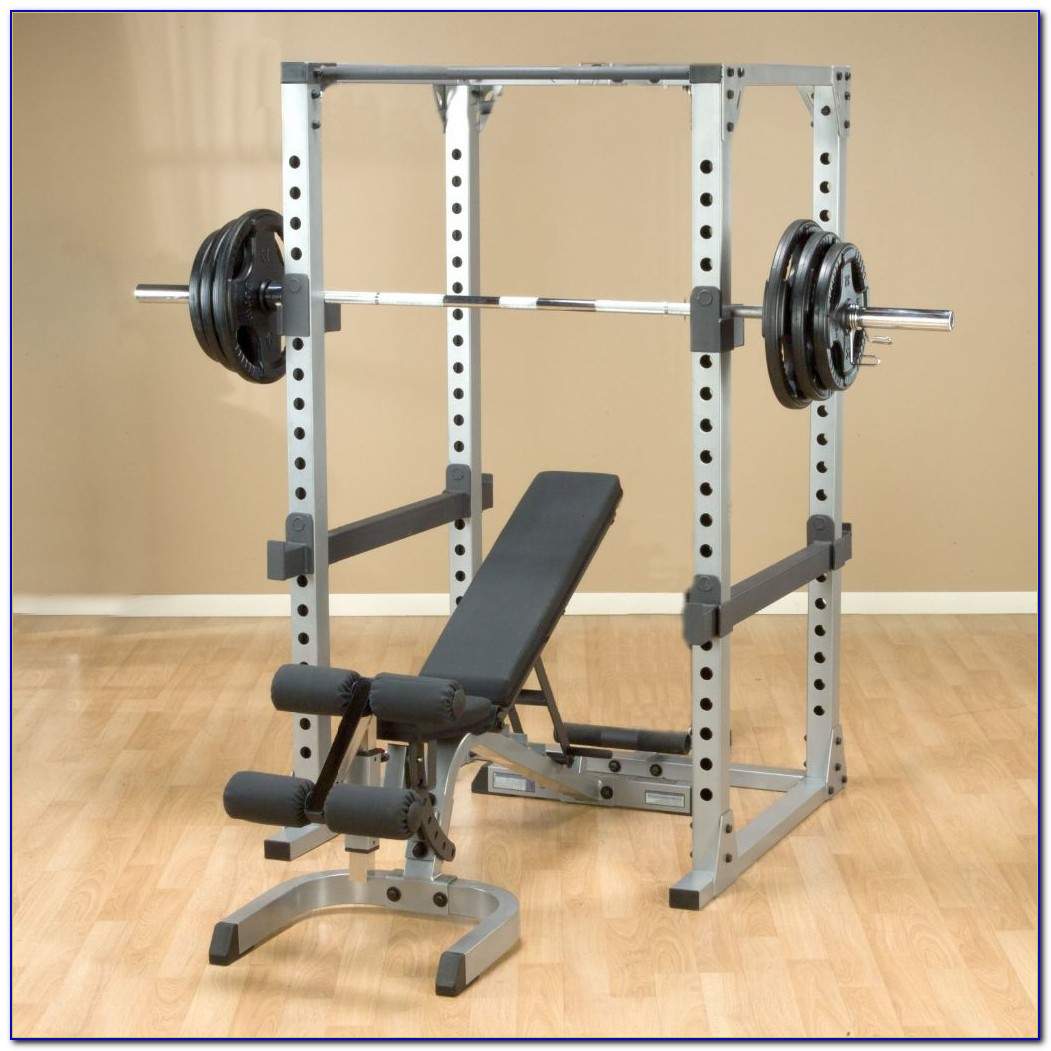 Powerhouse Weight Bench Set
