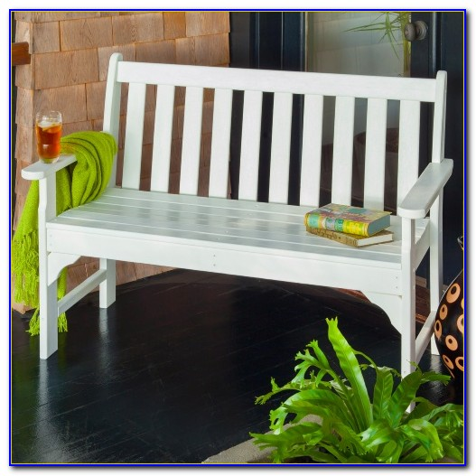 Recycled Plastic Garden Benches Ireland