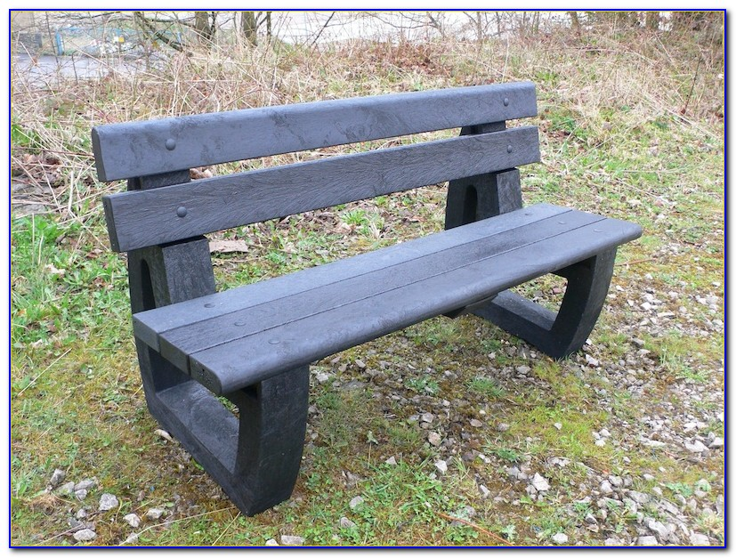 Recycled Plastic Garden Benches Uk
