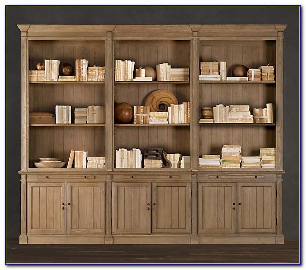 Restoration Hardware Baby Bookcases