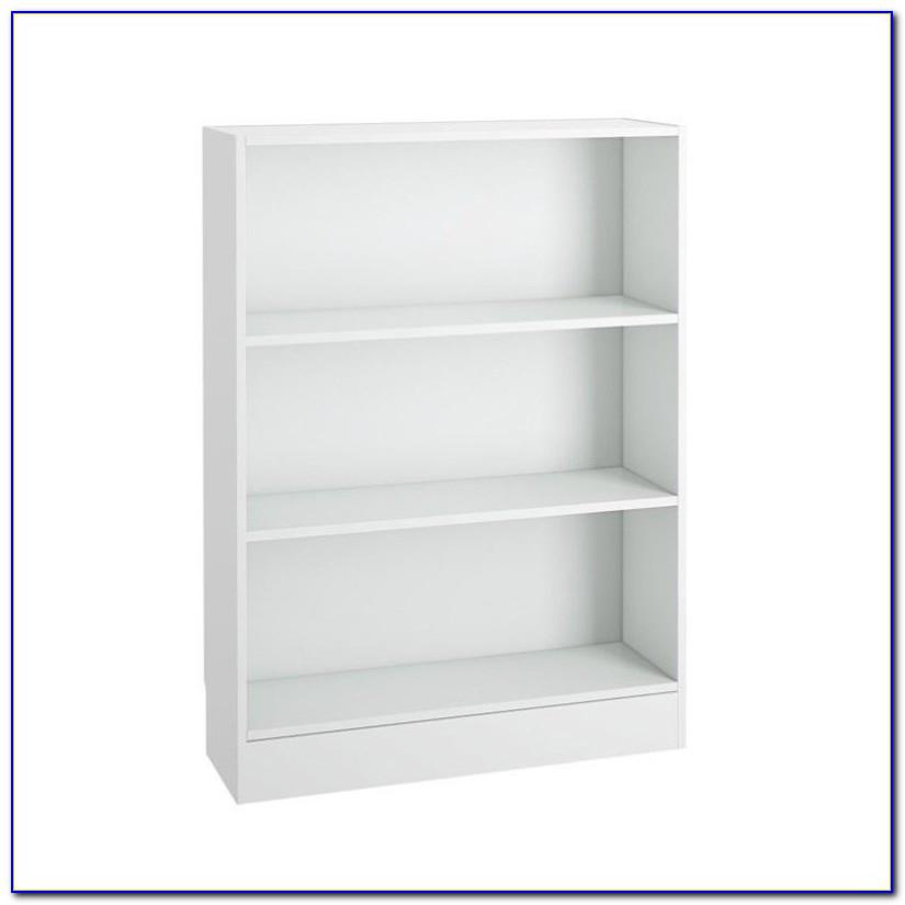 Room Essentials White 3 Shelf Bookcase