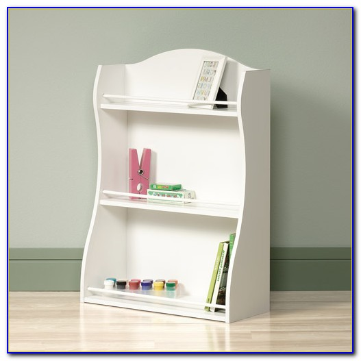 Sauder Beginnings 3 Shelf Bookcase White