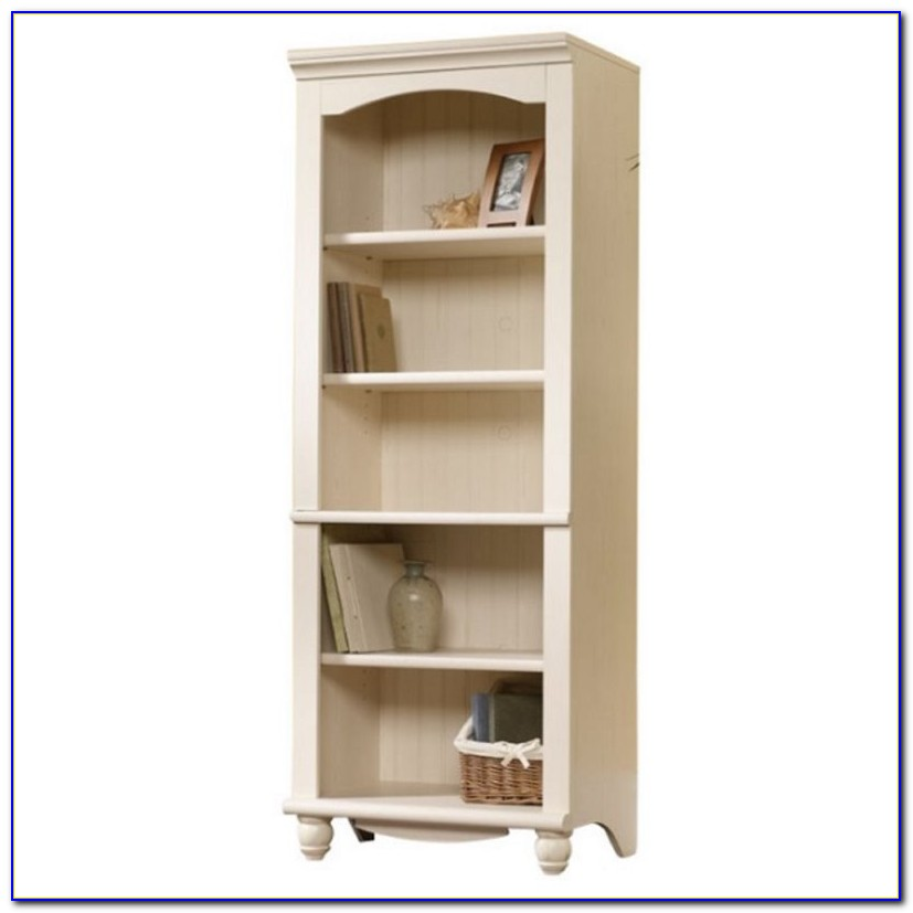 Sauder Harbor View Bookcase Salt Oak