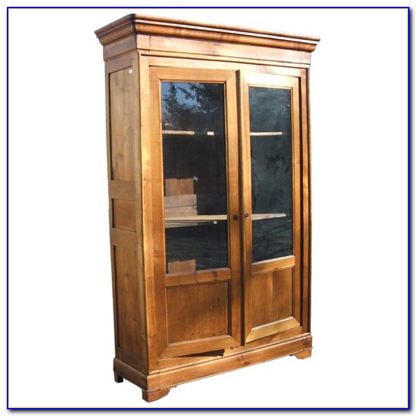 Sauder Heritage Hill Library Bookcase With Doors