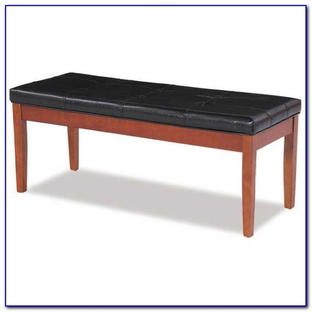 Shoe Storage Bench With Padded Seat