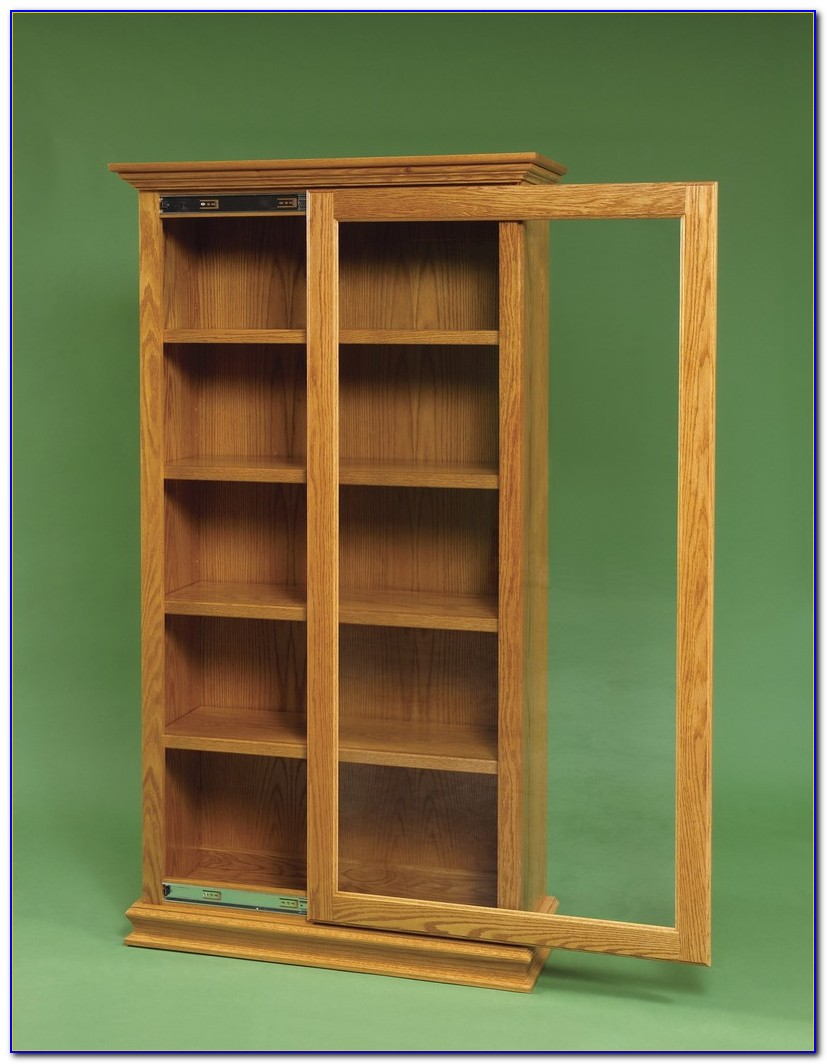 Sliding Door Bookcase Hardware