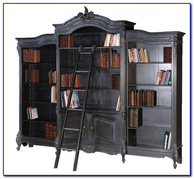 Sliding Glass Door Bookcases