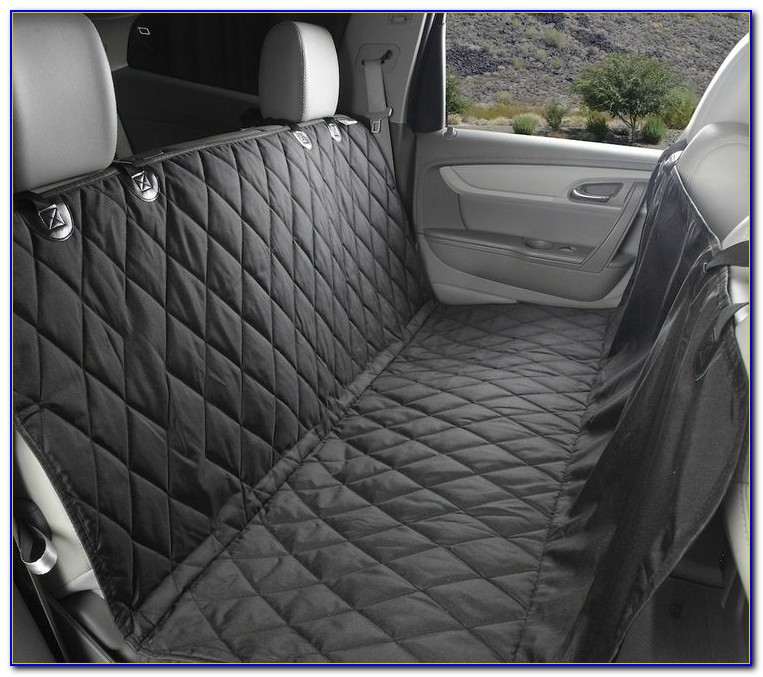 Solvit Deluxe Bench Seat Cover For Pets