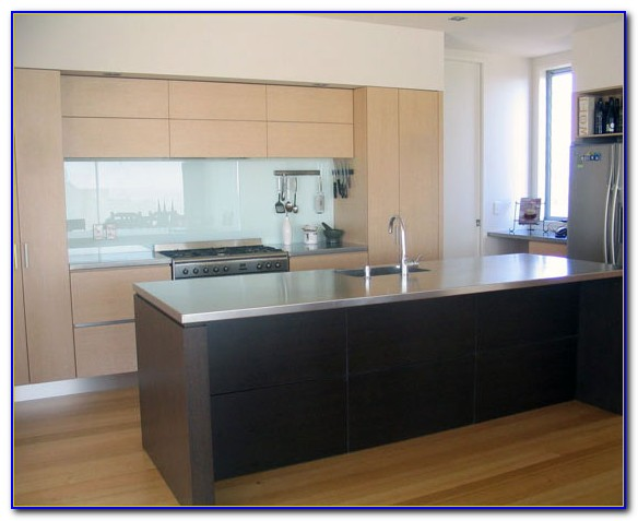 Stainless Steel Benchtop Thickness