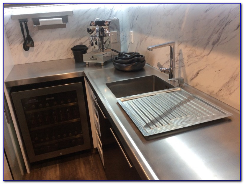 Stainless Steel Kitchen Benches Adelaide