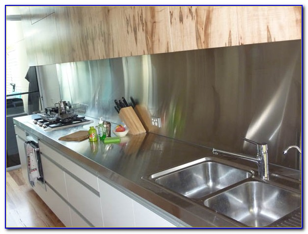 Stainless Steel Kitchen Benches Nz