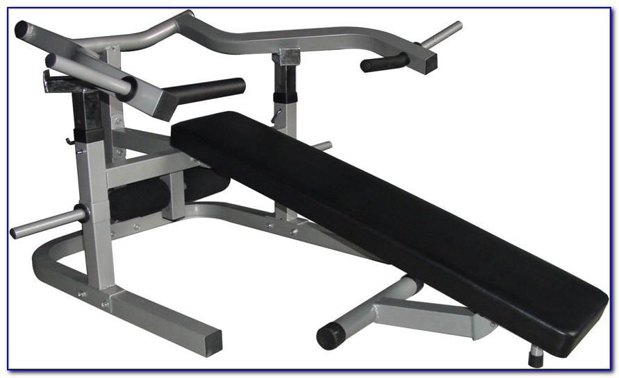 Steelflex Plate Loaded Bench Press