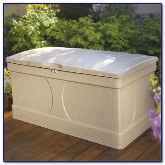 Suncast Pb6700 Ultimate 50 Gallon Resin Patio Storage Bench