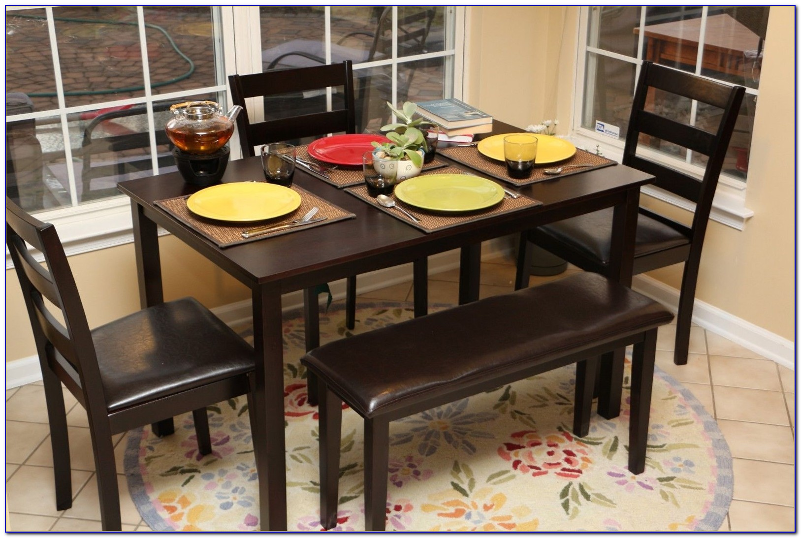 Table And Bench Sets Dining