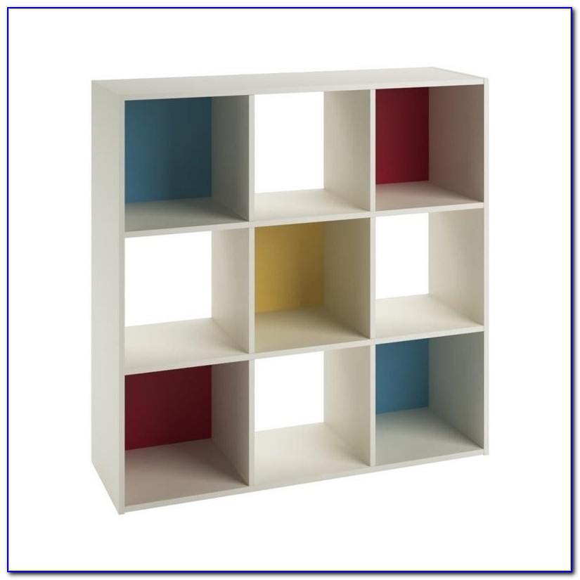 Tall Cube Storage Bookcase