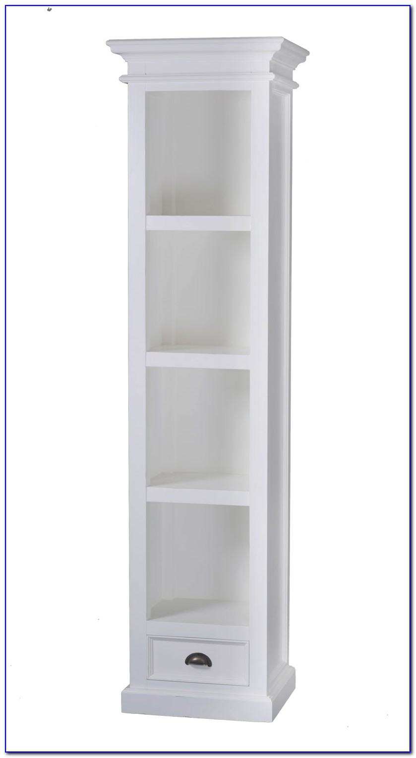 Tall Narrow Bookcase 30cm Wide