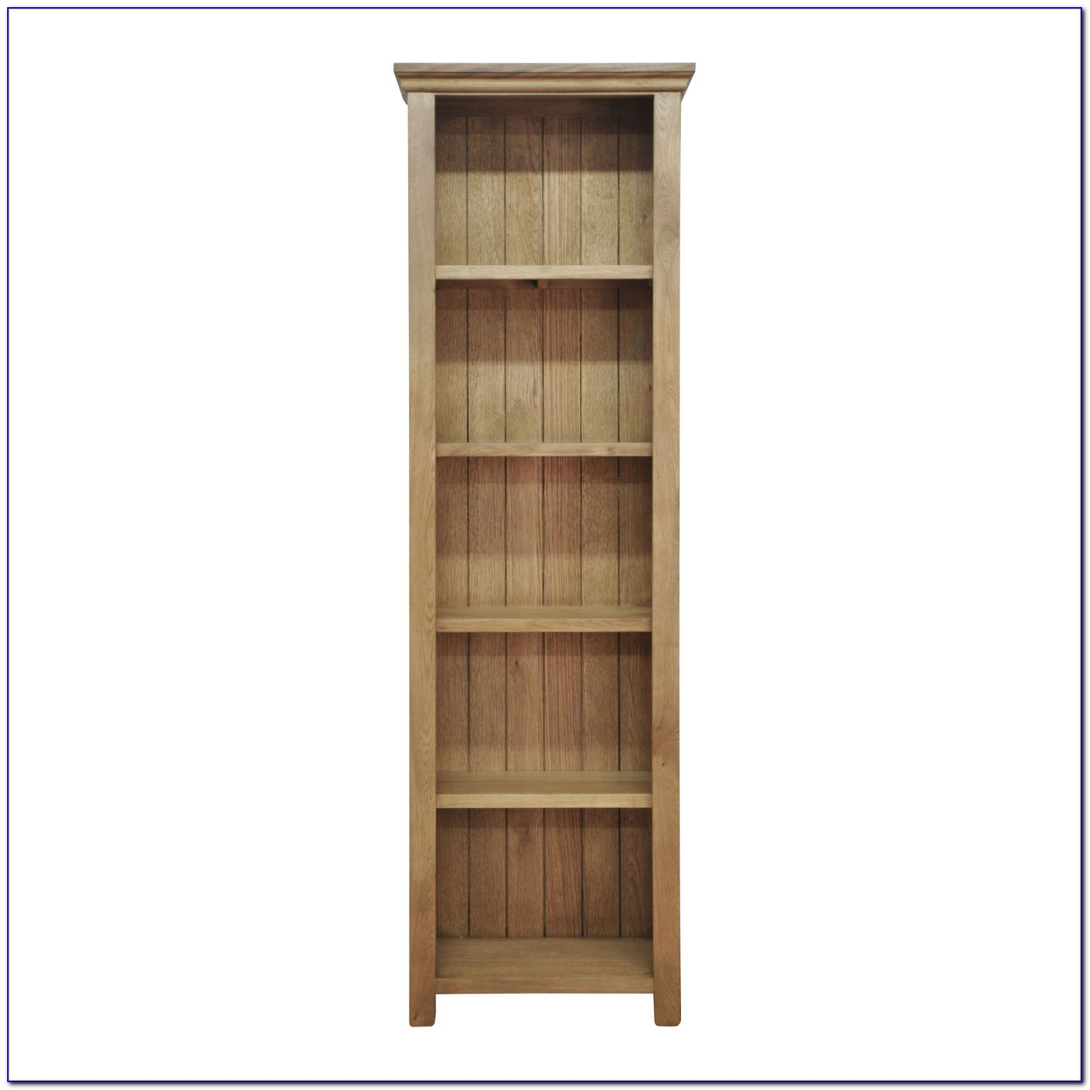 Tall Thin Bookcase 6 Shelves
