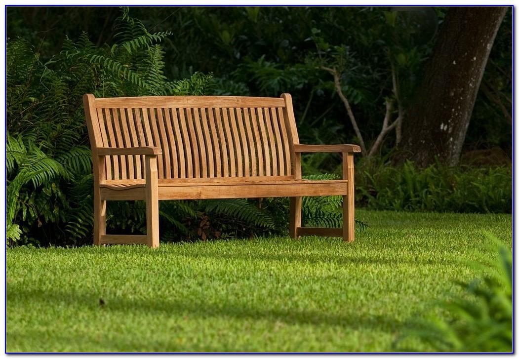 Teak Bench For Garden
