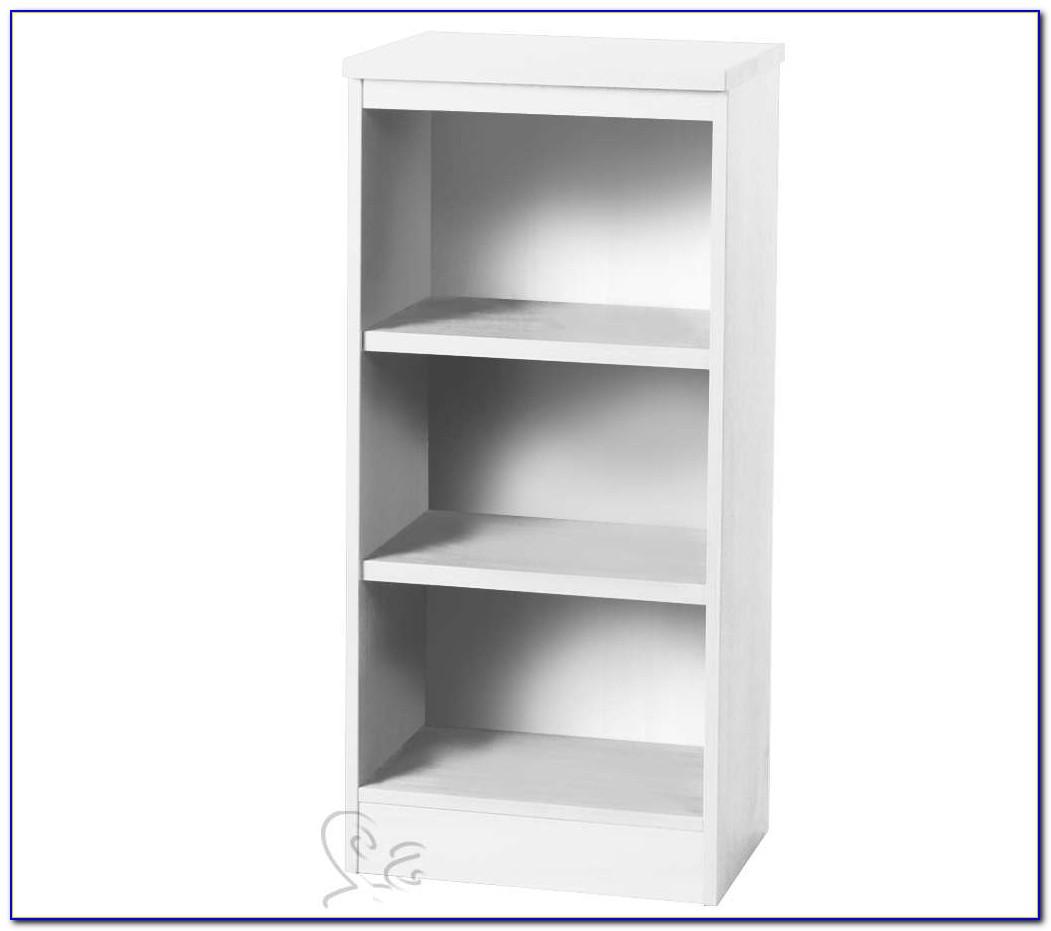 Threshold White 2 Shelf Bookcase
