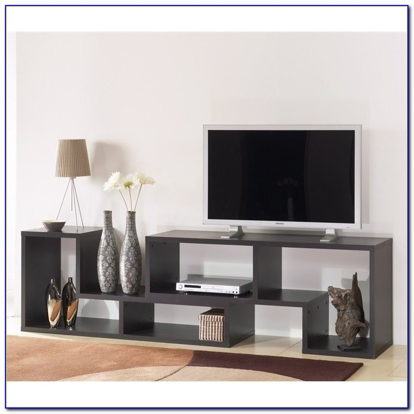 Tv Cabinet With Bookcase