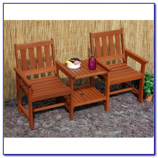 Two Seater Garden Bench Cover