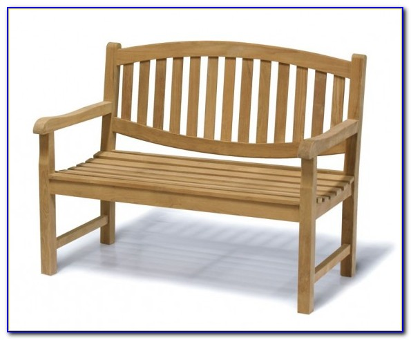 Two Seater Outdoor Bench