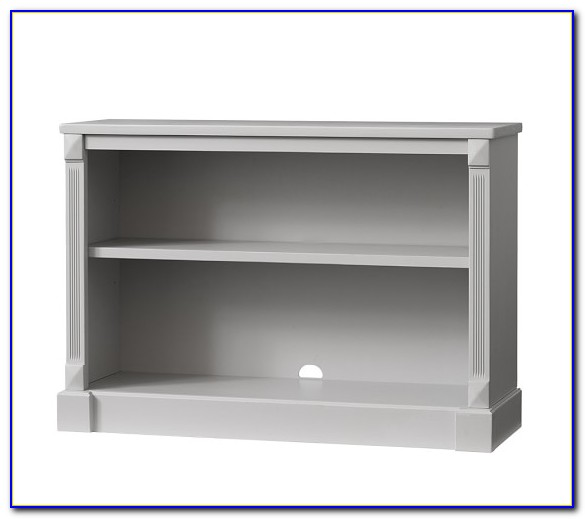 Two Shelf Bookcase Cherry