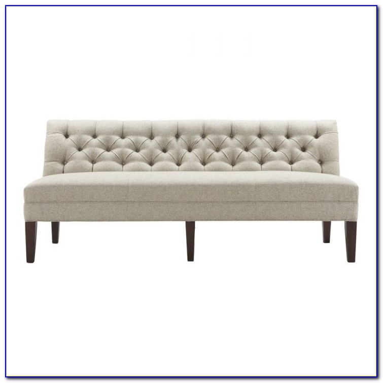 Upholstered Dining Bench Seating