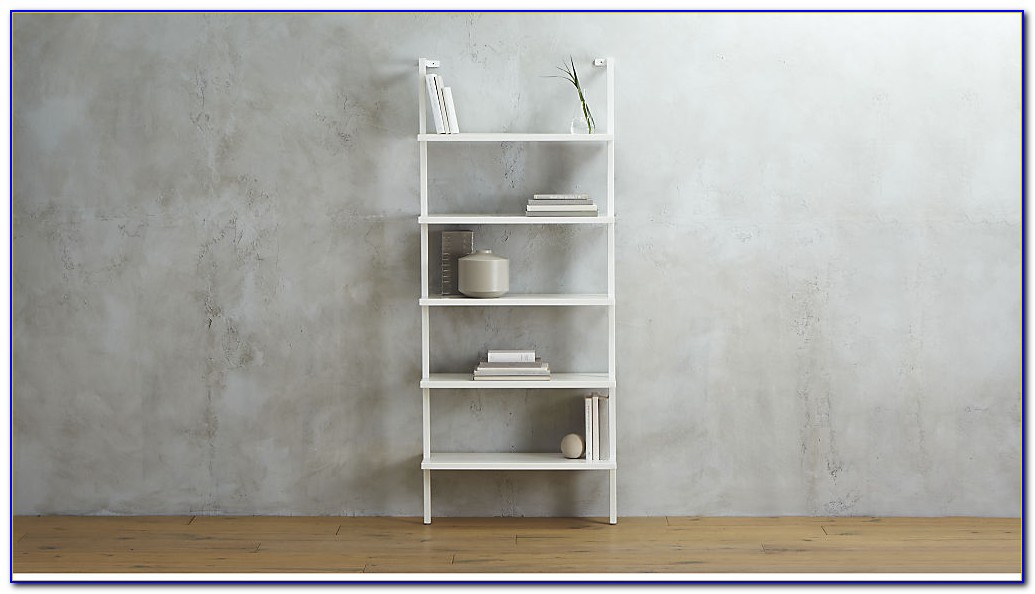 Wall Mounted Bookcase With Doors