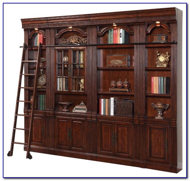 Wall Unit Bookshelves