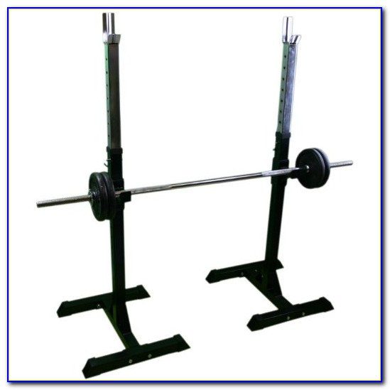 Weight Bench With Squat Rack & Lat Pulldown