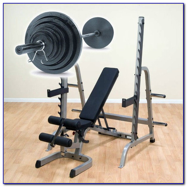 Weight Benches And Weight Sets