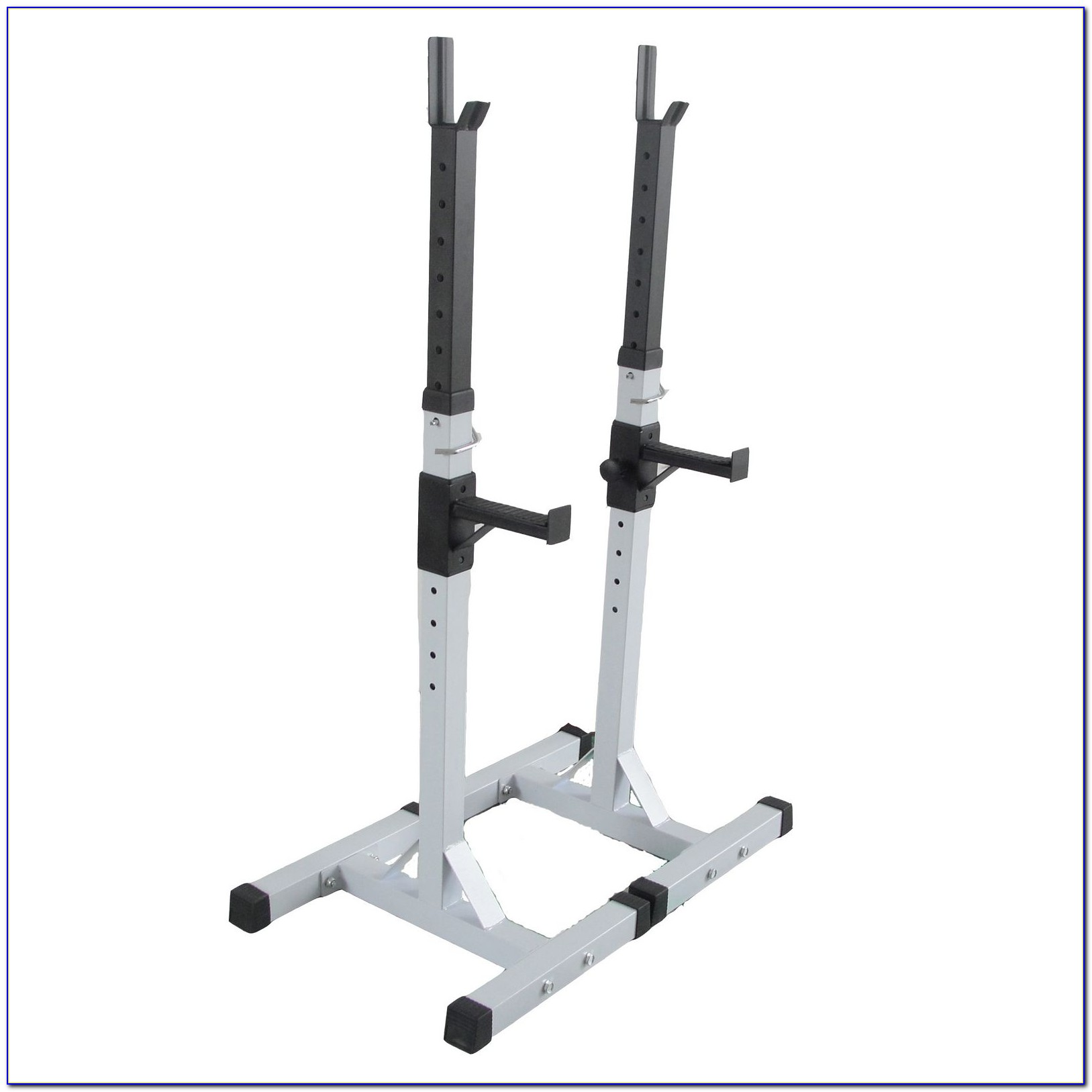 Weights Bench With Squat Rack
