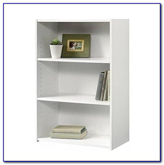 White 3 Bookshelf