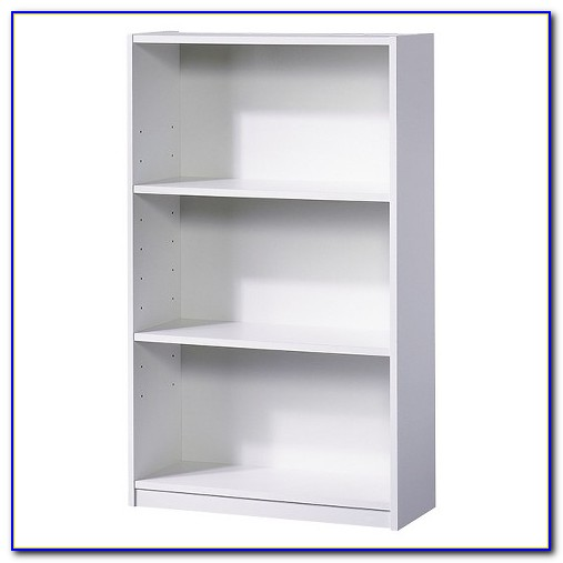 White 3 Shelf Bookcase Target