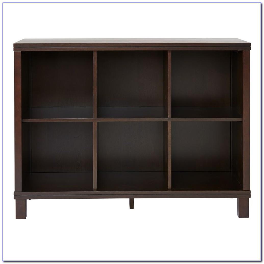 Wide Cube Storage Bookcase