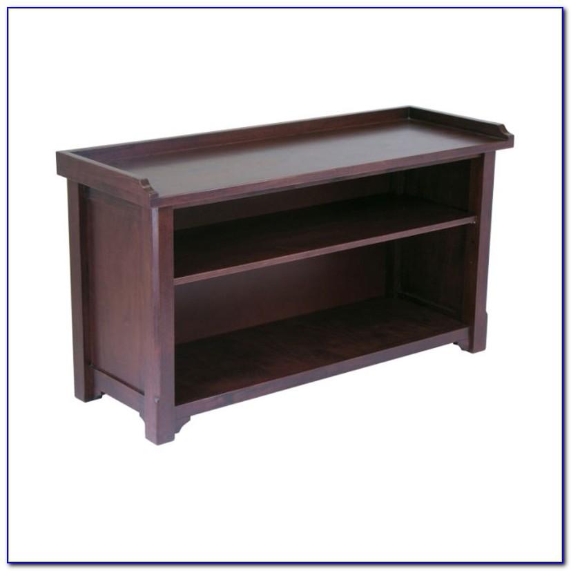 Winsome Addison 4 Piece Wood Storage Bench Set