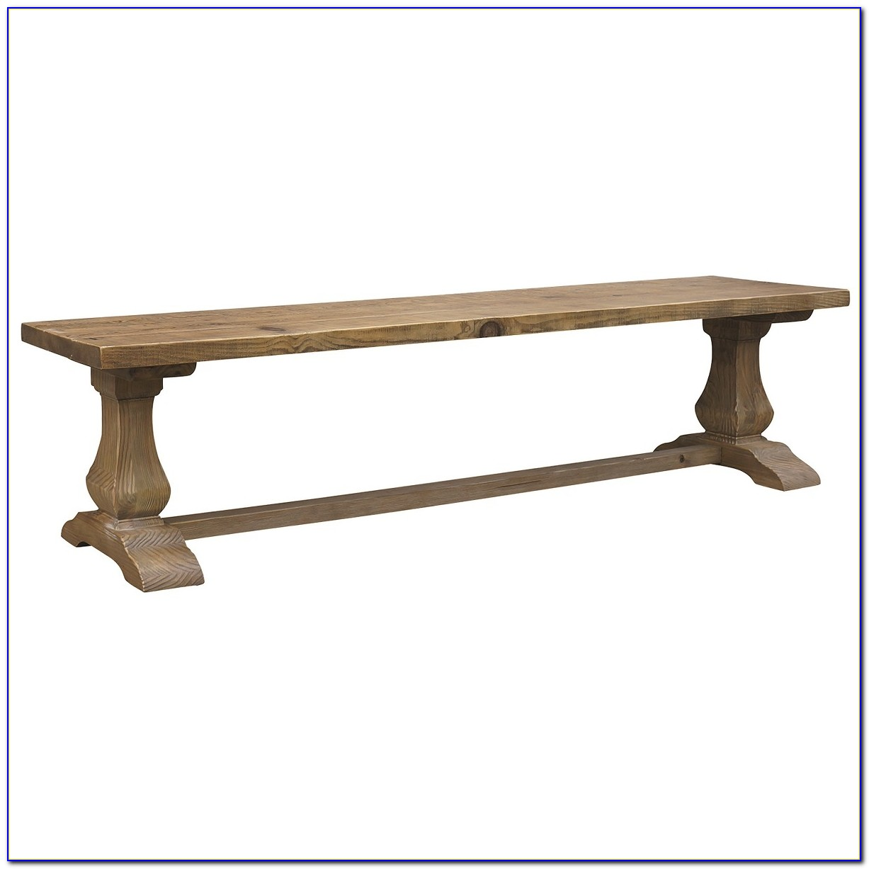Wood Dining Room Benches