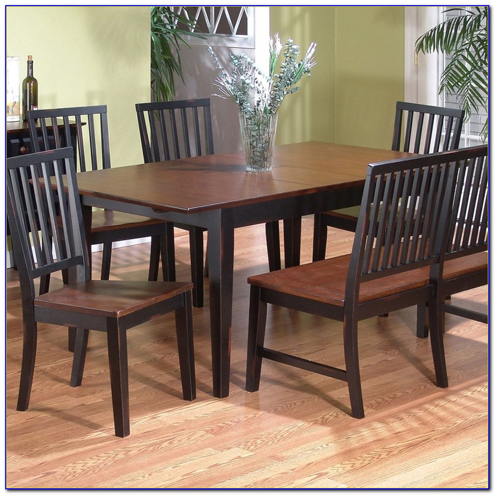 Wooden Dining Room Tables And Chairs